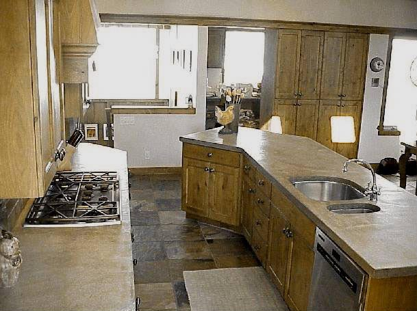 ... Concrete Countertops,custom Phoenix Kitchen Countertops U0026 Cabinets ...