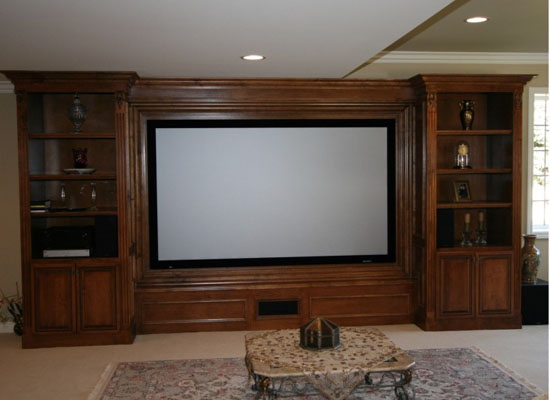 Custom Entertainment Centers Scottsdale Az Cabinets By Design