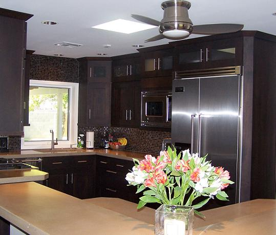 Custom Kitchen Cabinet Designs: Custom Design & Installation