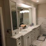 Custom Bathroom Countertops And Cabinets Phoenix