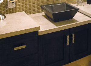 custom bathroom countertops bathroom cabinet remodeling scottsdale az - Custom Bathroom Countertops