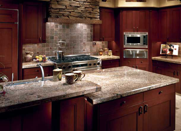 Custom Countertops Kitchen Bathroom Granite Quartz