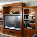 custom made entertainment units