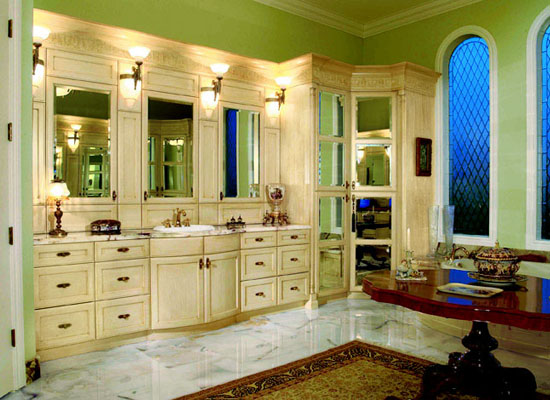 Bathroom Cabinets Phoenix AZ Custom Bathroom Vanities Bathroom - Custom bathroom partitions