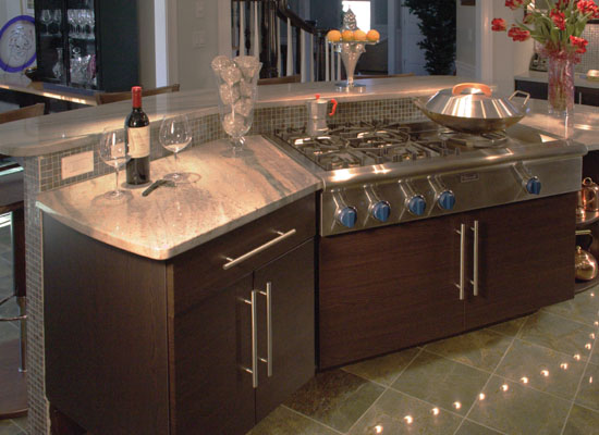 Kitchen Cabinets | Islands | Custom Design & Installation