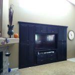 Built In Entertainment Center Cabinets Phoenix