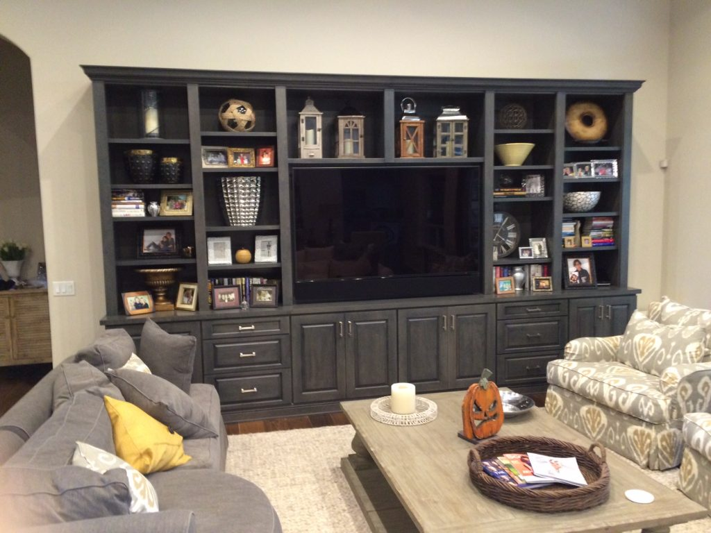 Custom Entertainment Centers Phoenix | Built In | Cabinets