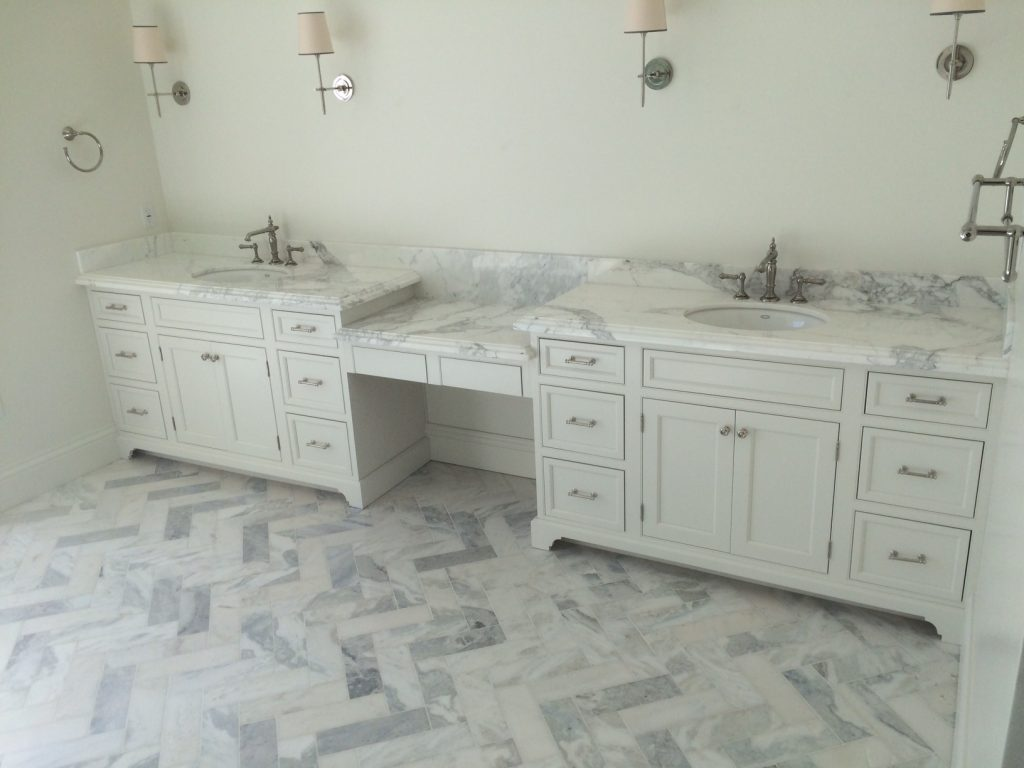 Custom Kitchen Cabinets Bathroom