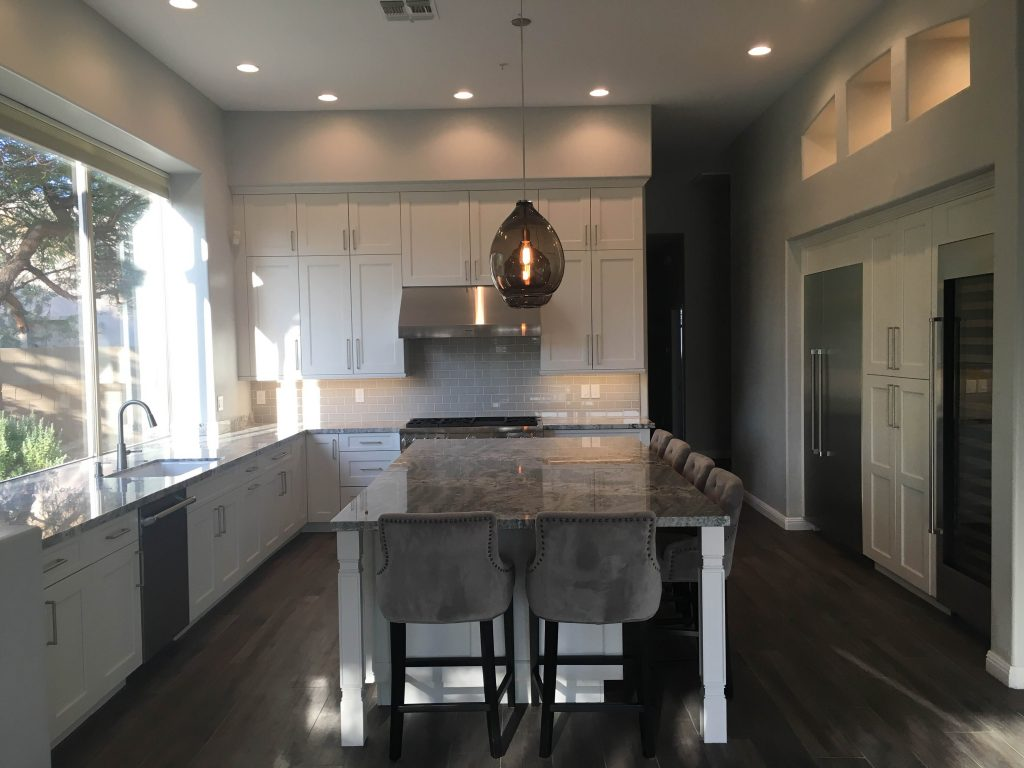 in sink showroom faucet backsplash az stone ss phoenix granite natural kitchen all cabinets glendale countertop countertops remodeling wood