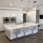 White Quartz Countertop Installation Phoenix
