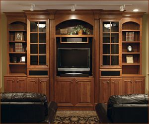 Entertainment Center Cabinets By Design