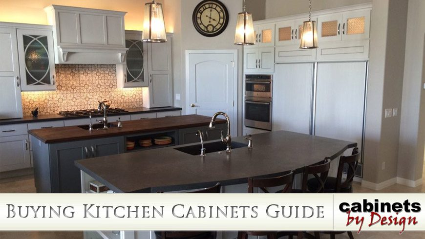 Beau Buying Kitchen Cabinets Guide
