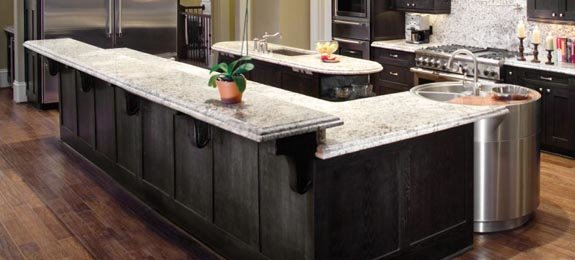 Custom Countertops | Kitchen | Bathroom | Granite, Quartz ...